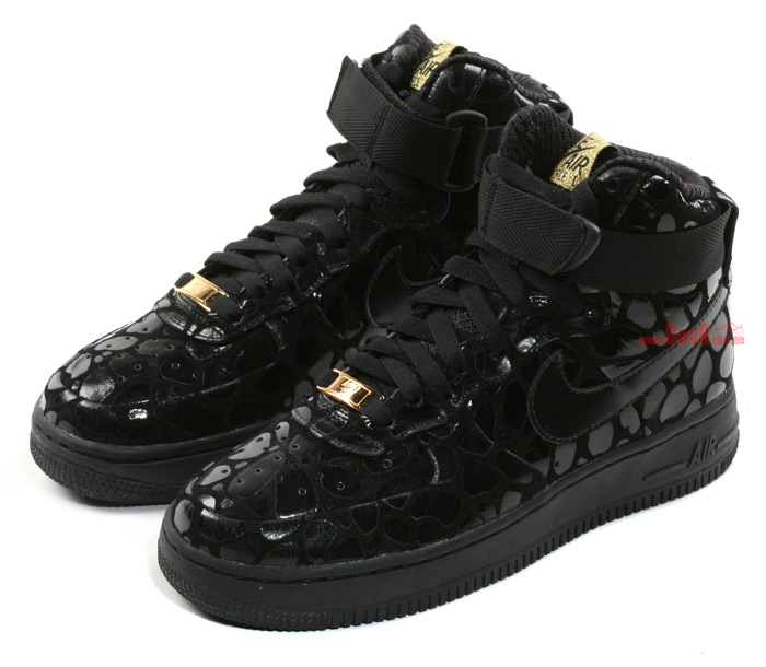 Sneakerette » Blog Archive » Nike WMNS Air Force 1 High